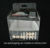 Transparenter faltender Kasten für elektronische Produkte
