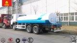 20m3 Sinotruk HOWO 6X4 물 물뿌리개 유조 트럭