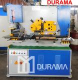 Hydraulischer Hüttenarbeiter/ Ausschnitt-Maschine /Universal Lochenu. Ausschnitt-Maschine
