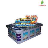 Juegos de arcada del cazador de los pescados del monstruo del rey 2 océano del océano de la máquina de juego de la pesca