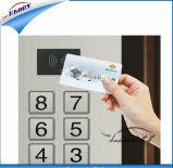 Tarjeta de la viruta NFC de la tarjeta dominante Rfm11RF08 Fudan del hotel de la talla estándar
