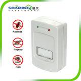 По борьбе с вредителями с электронным управлением с зелеными Repeller ночное освещение (ZT09036)