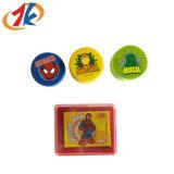 De promotie Verschillende Vorm EVA Stampe van Jonge geitjes met het Plastic Stuk speelgoed van het Stootkussen van de Inkt