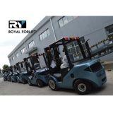 Van de Diesel van de Apparatuur van de behandeling 3ton de Nieuwe Vorkheftruck Motor van Isuzu