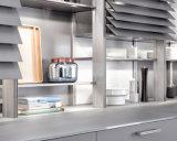 Ritz 자유로운 디자인 현대 백색 래커 이탈리아 부엌 찬장