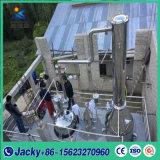 Сделано в Китае с лемонграссом основных нефтедобывающих дистилляции машины