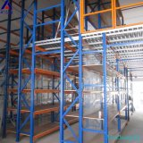 Racking resistente do mezanino do armazém com alta qualidade