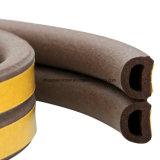 Esponja de EPDM personalizado extrudados tiras de borracha