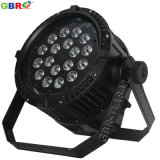 Gbr-Tl1841 18X10W RGBW im Freien LED NENNWERT Licht