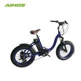 電気バイクを折る静かで不安定なモーター中央モーター250With350W /750W Bafang