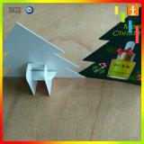 Stampa UV di colore completo sul metallo per fare pubblicità alla scheda (TJ-UV0013)