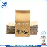 Reutilizable con el bolso de té del papel de la alta calidad