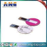 Runde Form-Karte USB-Flash-Speicher-Laufwerk