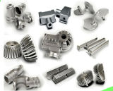 Soem-kundenspezifische Form-Präzisions-Aluminiumlegierung Druckguß, den Stahl, rostfrei