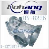 Alloggiamento del termostato di Toyota del pezzo di ricambio del motore di Bonai/presa dell'acqua (1-13716147-2)