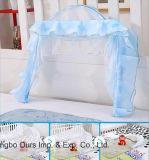 Portable quadrato della rete di zanzara di sonno del bambino del poliestere
