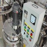 Cosmético máquina mezcladora de acero inoxidable o loción tanque mezclador