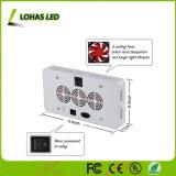 La serra di alto potere 300W-1200W/piante mediche LED coltiva gli indicatori luminosi per i commerci all'ingrosso