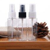 40ml Bouteille en plastique PET transparent avec le pulvérisateur pour le parfum le pulvérisateur