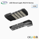 120W de tipo modular Calle luz LED con Ce & RoHS