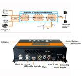 Encodeur et modulateur de HPS356 HD/SD avec l'entrée d'acoustique/signal vidéo