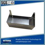 Peça de metal de dobra da folha da estaca do laser do CNC da elevada precisão