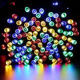 Lumière féerique extérieure de chaîne de caractères pour la décoration de lumière de festival de Noël de DEL