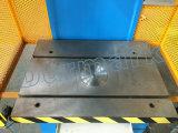 접시 끝과 궤도 사슬을%s 판금 작업 장비 플랜지를 붙이는 수압기