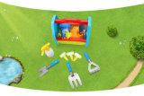 Jouets en plastique de plage de téléchargement bon marché de poudre de pelles à océan de boutique en ligne pour des enfants en bas âge