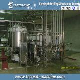 Automatische 3 in 1 Hete het Vullen van het Sap 65-72degree Bottelmachine