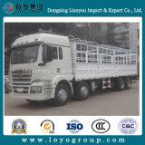 판매를 위한 M3000 8X4 380HP 말뚝 화물 트럭을 승진시키십시오