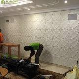 La decoración de interiores 3D de la pared con el panel de pared de PVC resistente al agua
