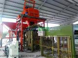 Qt10-15c konkreter hohler Block/Kleber-Ziegelstein, der Maschinerie in Shandong herstellt