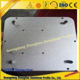 Profil en aluminium pour l'usinage de commande numérique par ordinateur de base de produit de Digitals