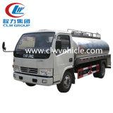 De beroemde Vrachtwagen van het Vervoer van de Melk van het Merk van China 8X4