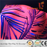 기능적인 의복을%s TPU 필름 화합물을%s 가진 형광성 인쇄 많은 견주 직물