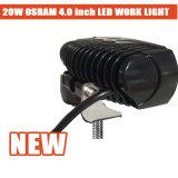 2017 Dernier Premium Osram 20W à LED 4inch Offroad phare de travail (GT1012-20W)