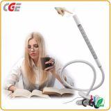 Lámpara vendedora caliente del libro de la lámpara de escritorio de la protección de ojo de la cabecera del USB de Dimmable del tacto LED