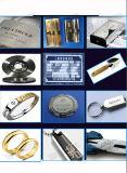 은행 크레디트 카드, SD 카드를 위한 섬유 Laser 표하기 기계