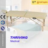 Tableau portatif en bois se pliant de massage (THR-WT001)