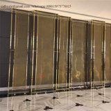 Maglia decorativa dello schermo del metallo per la maglia del comitato del divisorio