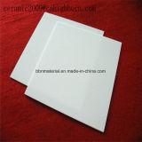 Placa cerâmica da folha da alumina quadrada