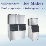 Lqtの二重蒸化器の氷メーカー