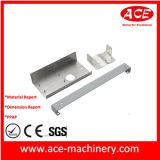 Металлический лист точности OEM стальной штемпелюя для, котор подвергли механической обработке части