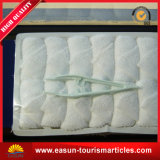 専門のシャワータオルの使い捨て可能な追加謝金タオル
