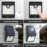 14 LED-helles faltbares im Freien wasserdichtes Bewegungs-Fühler-Garten-Solarlicht
