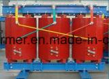 Type scellé immergé dans l'huile transformateur d'alimentation amorphe 1500kVA d'alliage