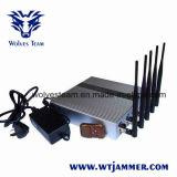 5 Stoorzender van de Afstandsbediening van Cellphone van de band de Regelbare 3G 4G