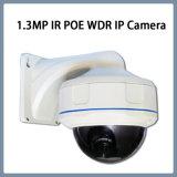 appareil-photo de dôme d'IP de 1.3MP Ik10 et d'IP66 WDR Poe IR