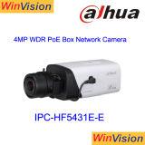 Dahuaの機密保護CCTVのカメラアラームSD WDR H265 4MP Poe IPのカメラIpcHf5431e E